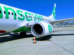 TRANSAVIA - Photo of Vigneux-sur-Seine