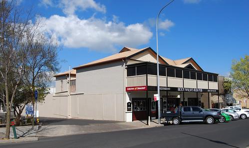 Biddy Walshs Irish Pub, Orange, NSW.