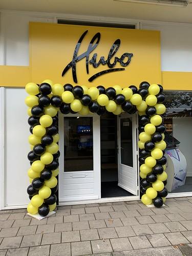 Ballonboog 6m Hubo Spijkenisse
