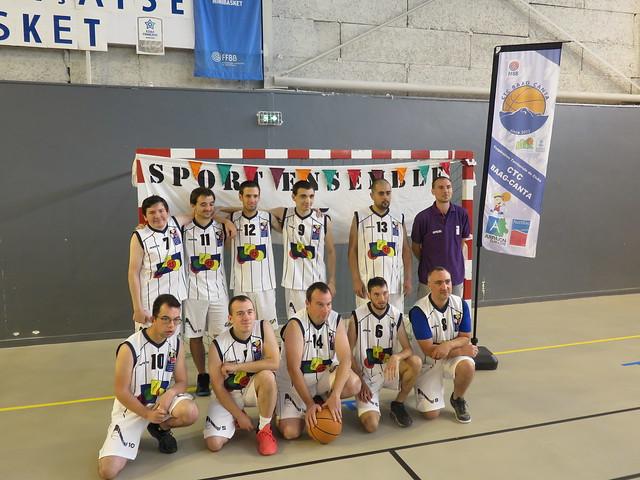 Championnat Régional Basket - plateau 1 - zone Ouest - Aurillac (15) - 27 octobre 2019