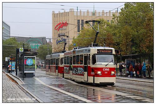 Tram Chemnitz - 2019-20
