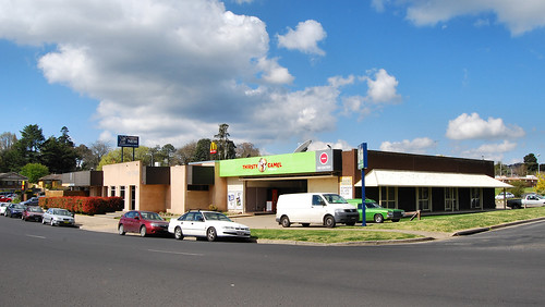 The Orphir Hotel, Orange, NSW.