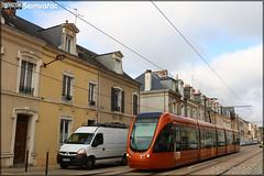 Alstom Citadis 302 – Setram (Société d'Économie Mixte des TRansports en commun de l'Agglomération Mancelle) n°1030