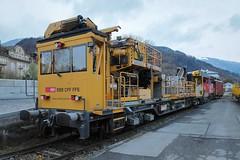 SBB - Catenary Construction Train