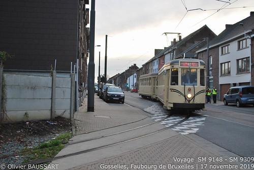 SNCV-NMVB SM 9148 - Ligne 62