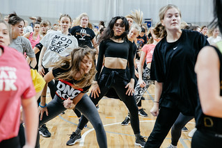 Nika Kljun (LA, USA) Workshop @ Kalevi Spordihall (Tallinn), March 21st, 2019