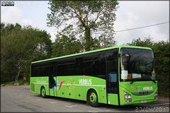 Iveco Bus Crossway – Verbus - Photo of Saint-Lys