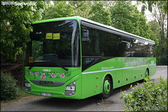 Iveco Bus Crossway – Verbus - Photo of Fontenilles