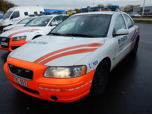 Emergency | Police Federale Politie | TVC-365