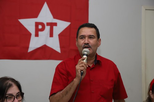 Posse dos dirigentes do PT no Cariri