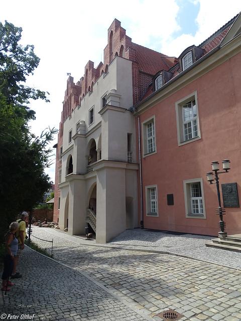 Photo:Zamek Królewski w Poznaniu (Royal Castle in Poznań) By peterolthof
