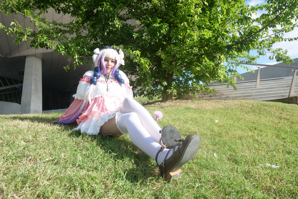 related image - Shooting Miss Kobayashi's Dragon Maid - Confluence - Loli Flan & clafi - Lyon -2019-09-22- P1833820
