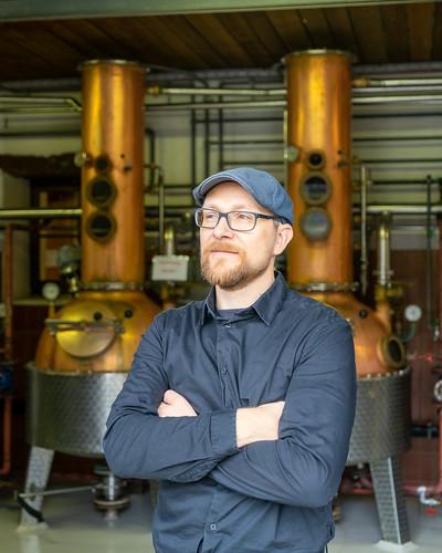 General Sutter Distillery: Master Distiller (1/3)