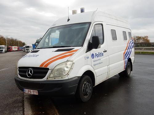 Emergency | Police Federale Politie | 1-JPB-579