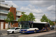 Heuliez Bus GX 327 – Tisséo n°0611
