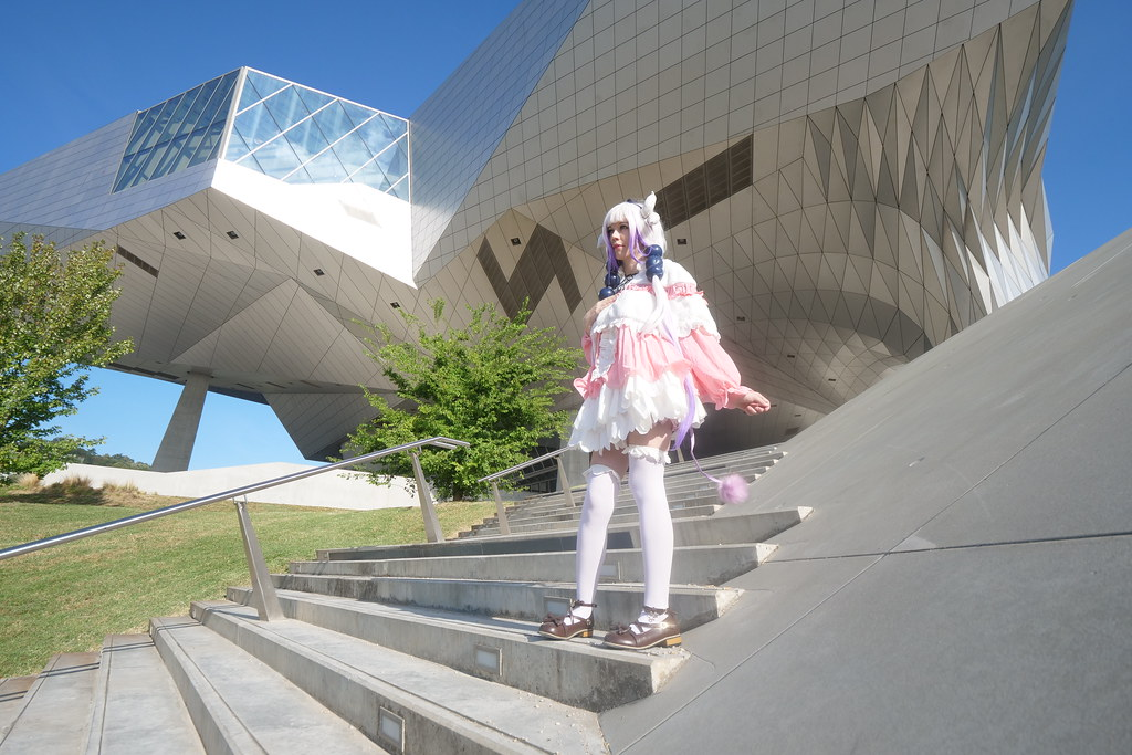 related image - Shooting Miss Kobayashi's Dragon Maid - Confluence - Loli Flan & clafi - Lyon -2019-09-22- P1833812