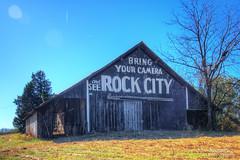 See Rock City Barns