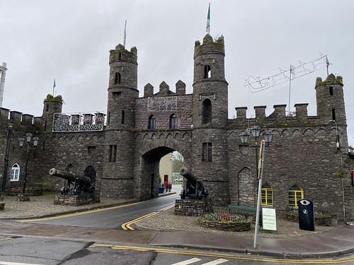 Macroom Castle Gateway
