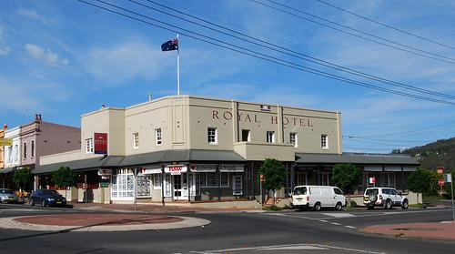 Royal Hotel, Bowral, NSW.