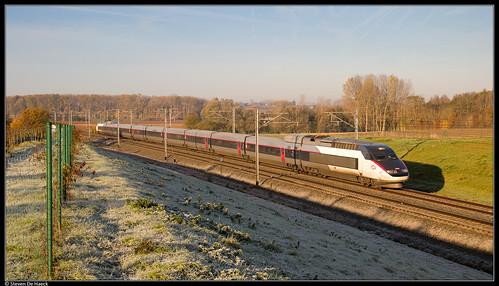 SNCF TGV 4513 @ Enghien