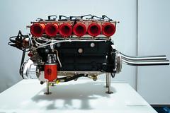 1972 – BMW 3.0 CSL engine
