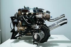 Brabham BT 52 BMW vintage Formula 1 1983 engine