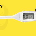 เครื่องวัดความเค็มในอาหาร ใช้งานง่าย วัดค่าแม่นยำ