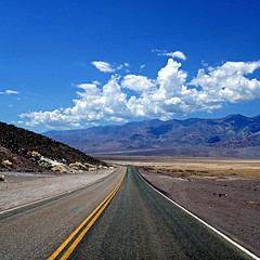 Death Valley Scenic Byway, California, USA