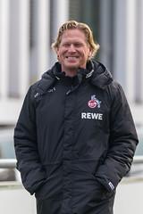 Markus Gisdol, der neue Cheftrainer des 1.FC Köln steht vor einer großen Aufgabe