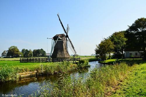 Niederlande / Provinz Friesland / Dronrijp / Klingmatille / Baujahr: 1870