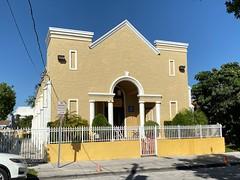 Former Sharei Zeddeck Congregation Temple Little Havana 1930