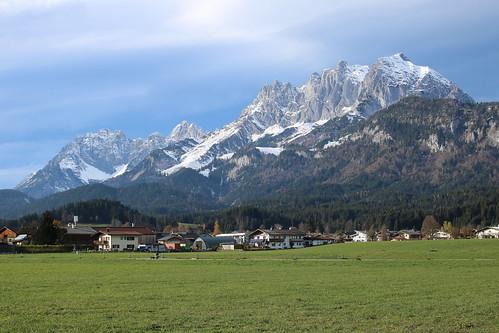 St. Johann in Tirol: Wilder Kaiser