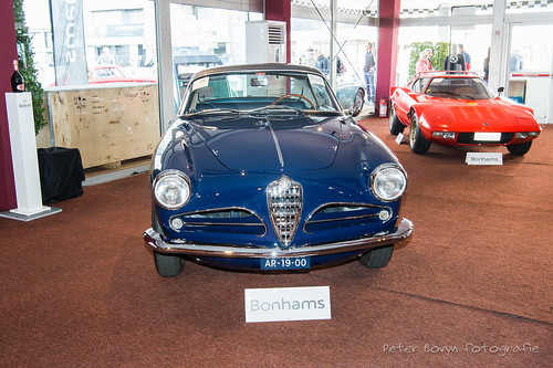 Alfa-Romeo 1900 CSS 3-Window Coupé Series 3 - 1957