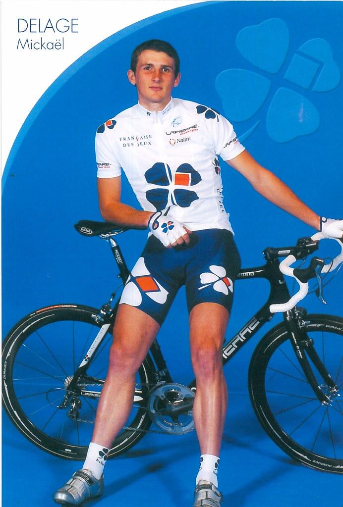 Mickael Delage - Française des Jeux 2005