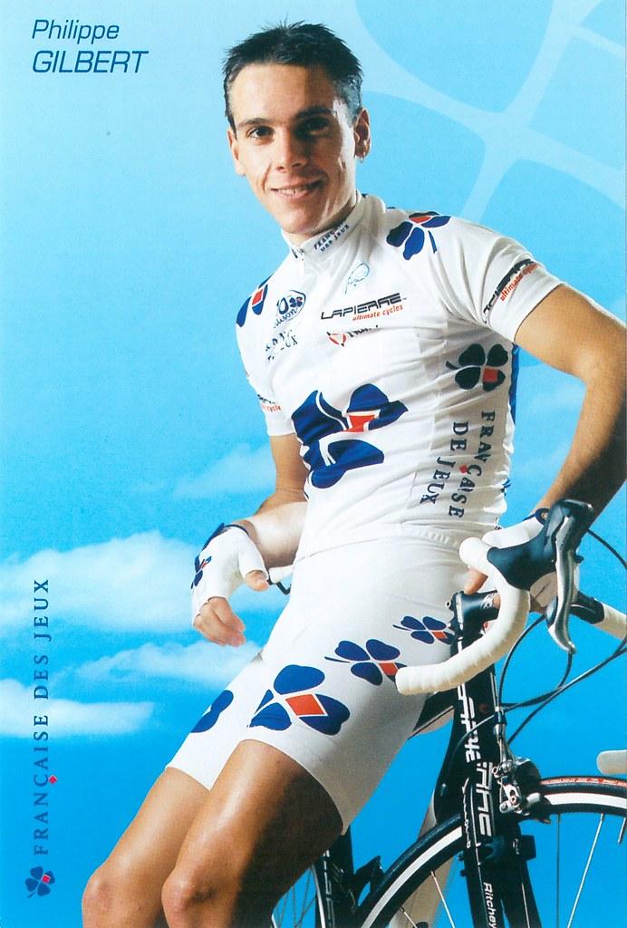 Philippe Gilbert - Française des Jeux 2006