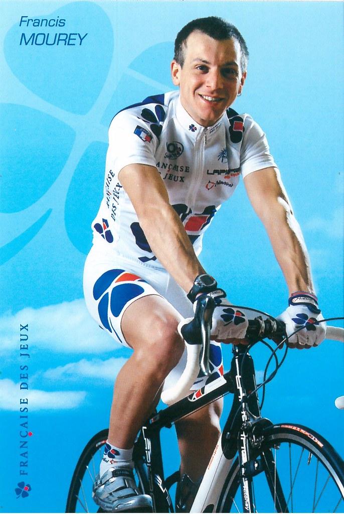 Francis Mourey - Française des Jeux 2006