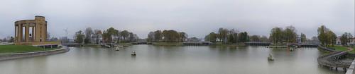 The Ganzepoot at Nieuwpoort