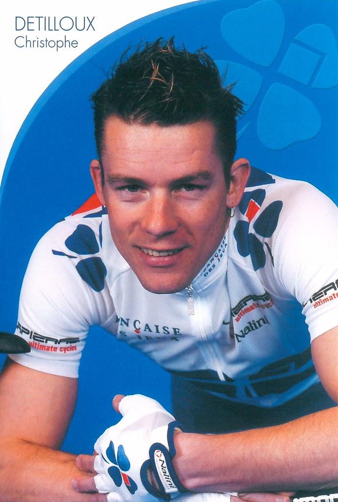 Christophe Detilloux - Française des Jeux 2005