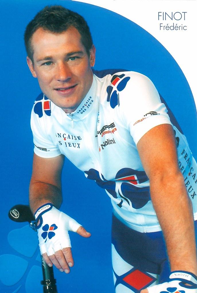 Frédéric Finot - Française des Jeux 2005