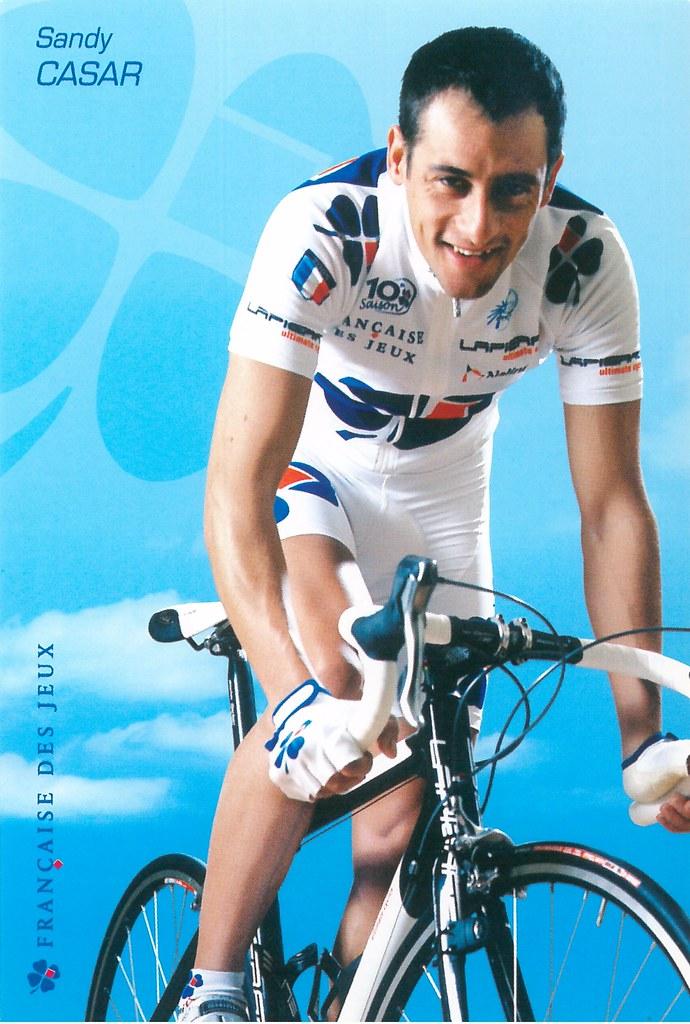 Sandy Casar - Française des Jeux 2006