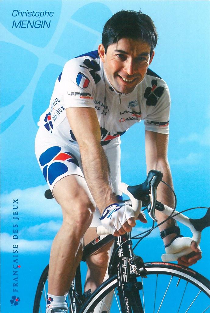 Christophe Mengin - Française des Jeux 2006