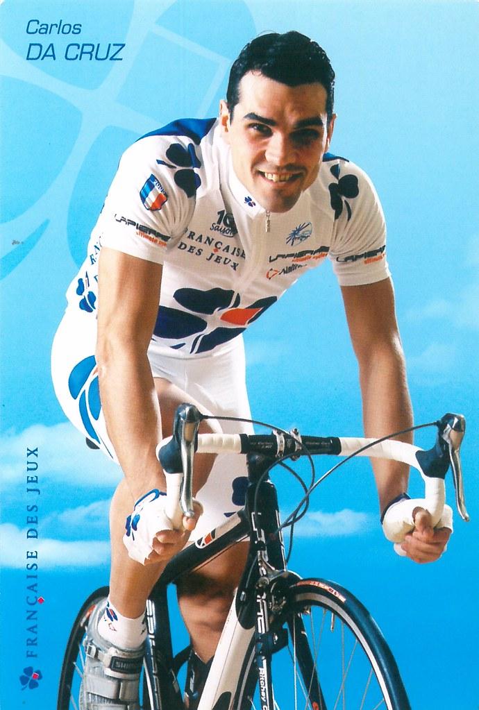 Carlos Da Cruz - Française des Jeux 2006