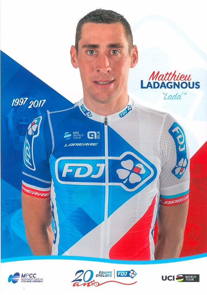 Matthieu Ladagnous - FDJ 2017