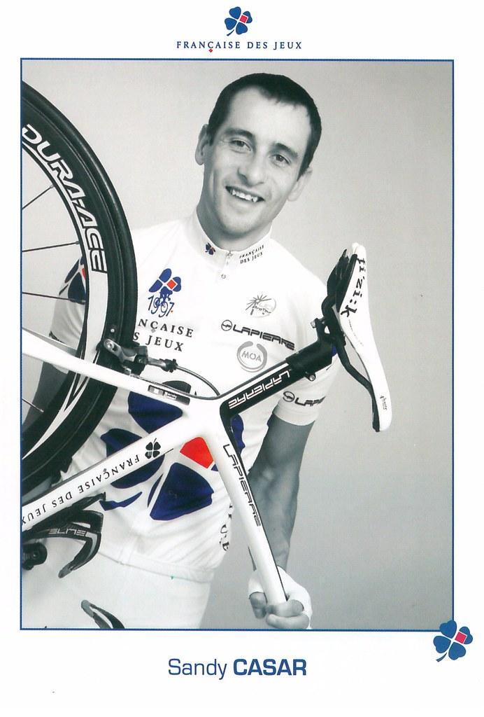 Sandy Casar - Française des Jeux 2009