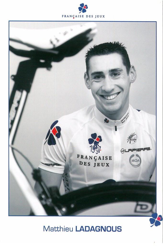 Matthieu Ladagnous - Française des Jeux 2009