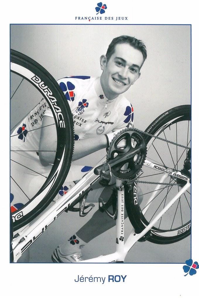 Jérémy Roy - Française des Jeux 2009