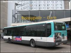 Irisbus Citélis Line – RATP (Régie Autonome des Transports Parisiens) / STIF (Syndicat des Transports d'Île-de-France) n°3481 - Photo of Gressy