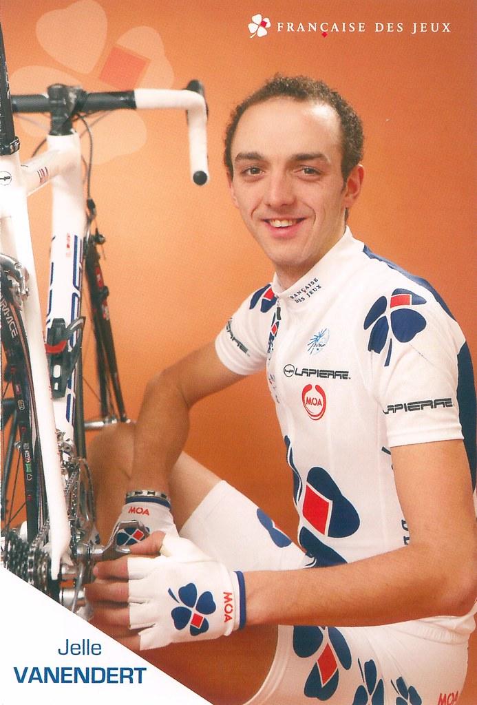 Jelle Vanendert - Française des Jeux 2008