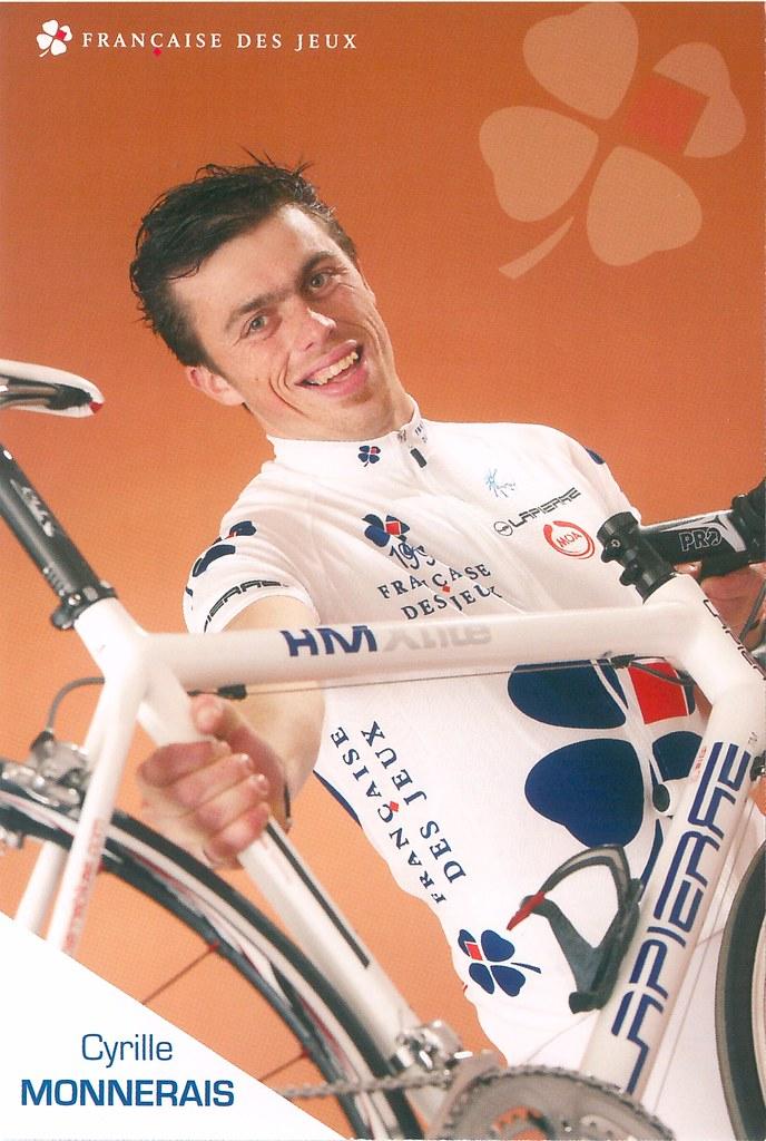 Cyrille Monnerais - Française des Jeux 2008