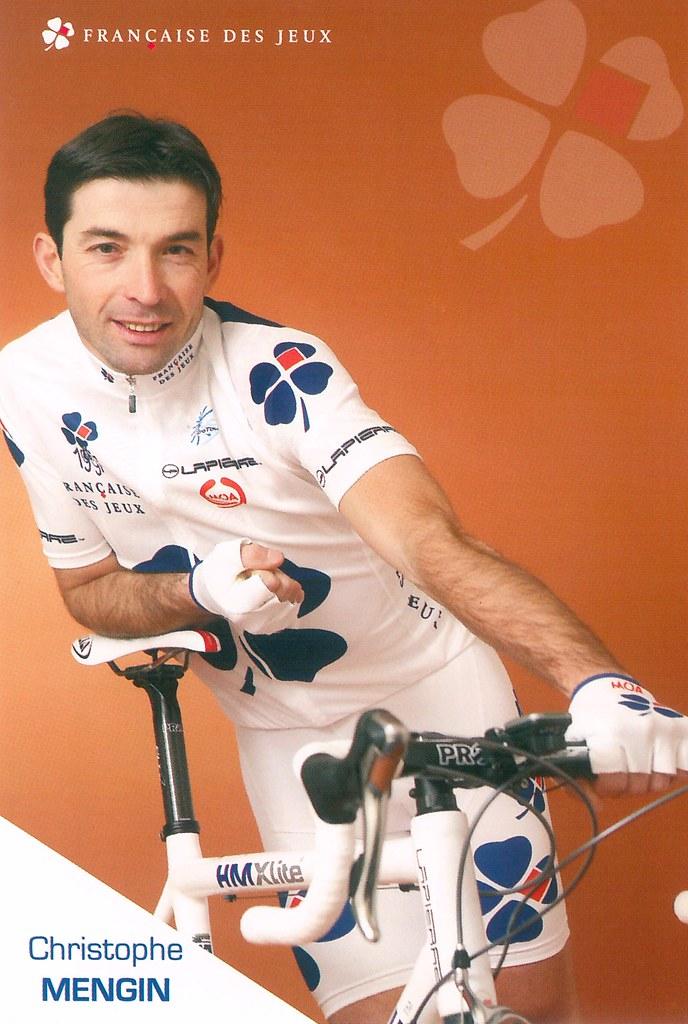 Christophe Mengin - Française des Jeux 2008